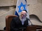 """ח""""כ ישראל אייכלר במליאה"""
