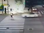 רגע התאונה בארגנטינה
