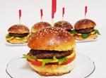 לחמניות וקציצות המבורגר