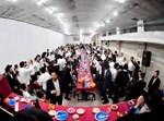 מסיבת חנוכה בישיבת גרודנא
