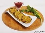 לביבות ירקות ללא שמן וללא גלוטן