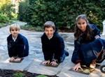 ילדי קושנר וטראמפ משאירים טביעות יד בבית הלבן