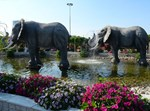 עיר הפרחים בדובאי