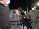שוטר שנפצע מאבן בראשו