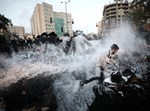 מפגיני 'הפלג' חוסמים את התנועה בירושלים