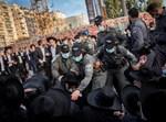 הפגנת הפלג הירושלמי בירושלים