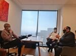 נציגי האולמות בפגישה עם רוני נומה