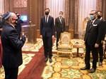 """ראש המל""""ל מברך על מלך מרוקו"""
