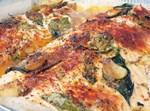 פילה דג סלמון או ברמונדי בטעמים מלוחים