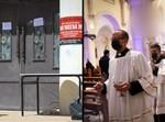 בתי הכנסת להבדיל מהכנסיות יישארו סגורים