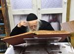 """הגר""""ח קנייבסקי ביום הולדתו ה-  93"""