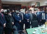 פגישת הדיינים עם שר המשפטים המרוקני