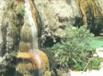 המפל עם המים החמים