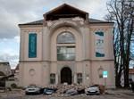 בית הכנסת שנפגע בקרואטיה