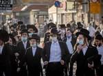 הפגנת חרדים בירושלים. אילוסטרציה