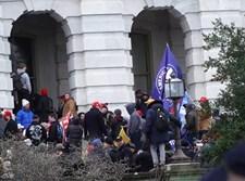המפגינים בגבעת הקפיטול