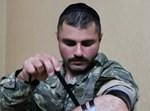 חייל יהודי בצבא אזרבייג'אן מניח תפילין
