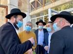 רוני נומה עם הרבנים בירושלים