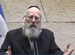 ישראל אייכלר נואם במליאה