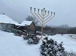 שלג כבד בהאדיטש