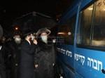 """הלווית הרבי מבוסטון זצ""""ל בירושלים"""