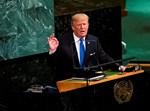 "דונלד טראמפ נואם באו""ם"
