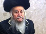 """רבי נחום לוי שוומנפלד ז""""ל"""