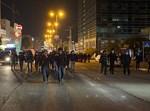 שוטרים הלילה ברחובות בני ברק