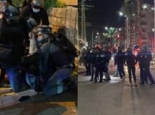 שוטרים הלילה בבני ברק