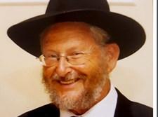 """הרב צבי רוטנברג ז""""ל"""