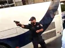 השוטר יורה בבני ברק