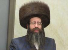 הרב החדש, רבי אברהם הלברשטאם