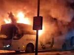 האוטובוס הבוער בבני ברק