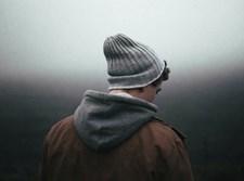 אדם עצוב - אילוסטרציה