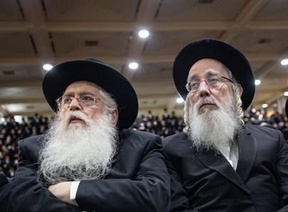 ישראל אייכלר ומאיר פרוש