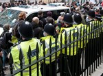 שוטרים בריטיים. אילוסטרציה