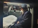 הגבאי הרב אנגל ברכב החברא קדישא