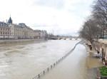 חורף בפריז