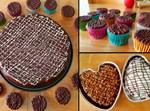 עוגת שוקולד מוצלחת וטעימה במיוחד