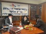 רבני אלעד הערב עם ראש העיר