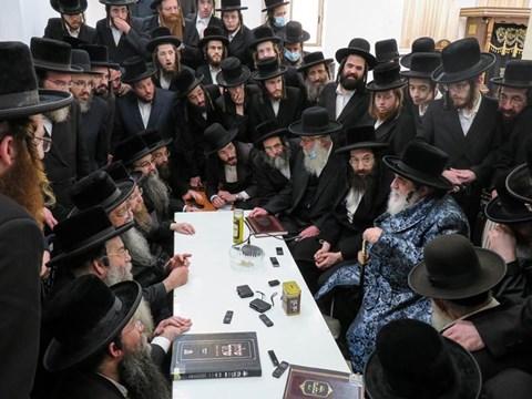 ימי השבעה בשבט הלוי
