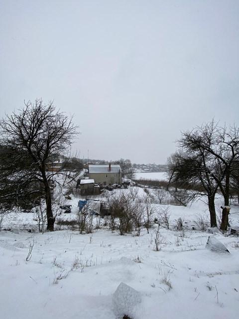 שלג בקייב