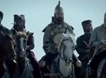 חיילים על סוסים