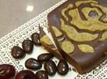 חלוות שוקולד ומרציפן פיסטוק