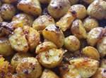 מיני תפוחי אדמה קריספיים ומוצלחים
