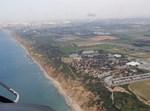 הסיור מעל חופי ישראל