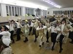 """תהלוכות פורים ילדים במאה שערים-פורים תשפ""""א"""