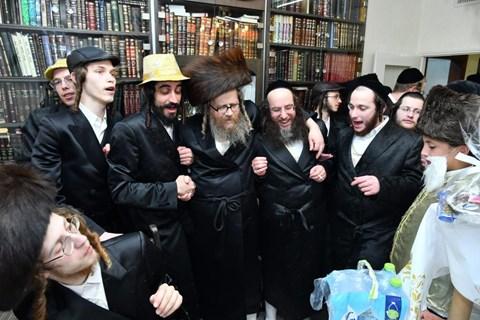 """פורים תשפ""""א בירושלים"""