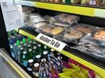 אוכל כשר בחנות נוחות בדובאי