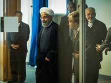 "הנשיא חסן רוחאני באו""ם"
